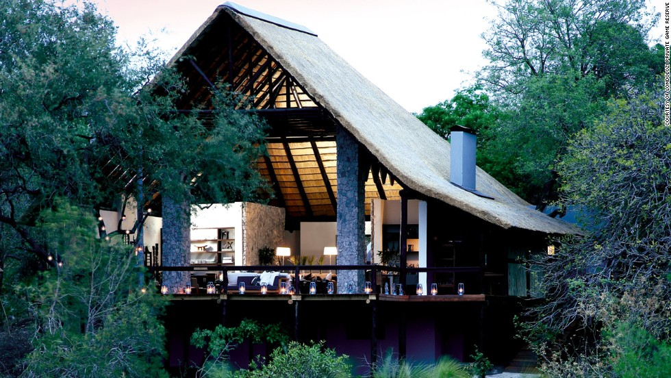 Londolozi Game Reserve in South Africa came in eighth place with five family-run lodges on 42,000 acres.