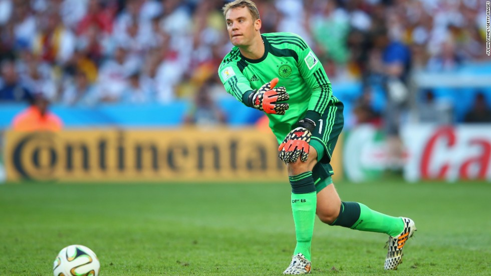 Since the turn of the century, German football has put a large focus on youth and no group of players reaped the benefits more than the team that won the under 21 European Championships in 2009. Six of the players who starred in the 4-0 win over England in the final were ever-present during Germany's victorious run in Brazil, including goalkeeper Manuel Neuer (pictured) who won the golden glove awarded to the best goalkeeper at the World Cup.