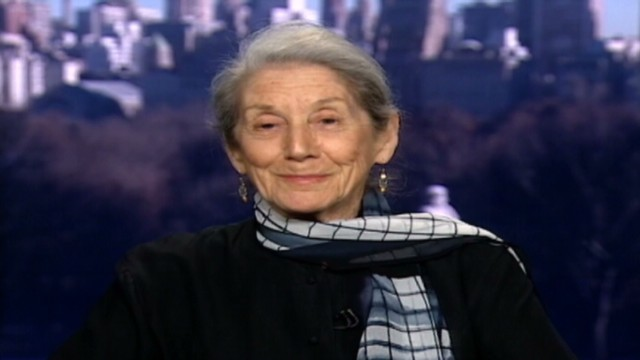 Author Nadine Gordimer dead at 90