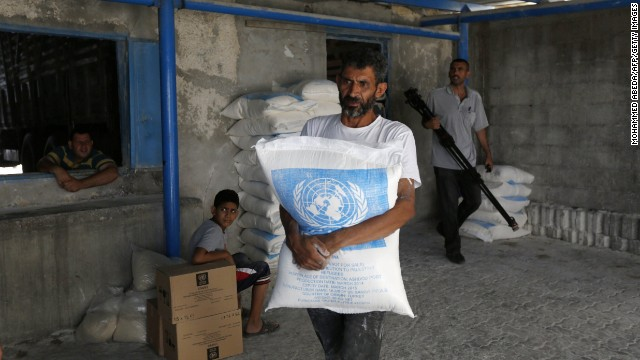 UN: Palestinian people aren't statistics