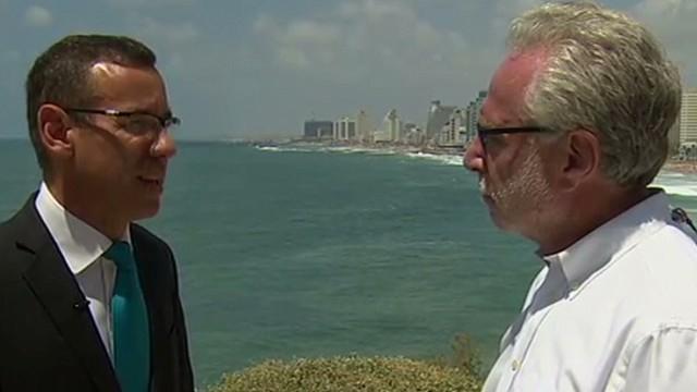 Israel: If Hamas keeps firing, we'll act