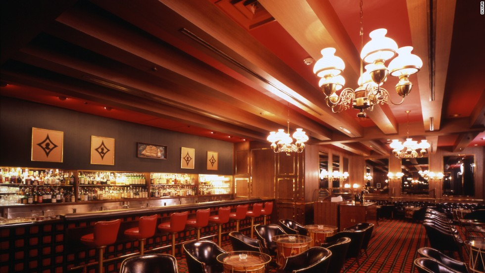 Okura Hotel's Bar Highlander whiskey lounge serves cocktails that have long fallen out of favor elsewhere in the world.