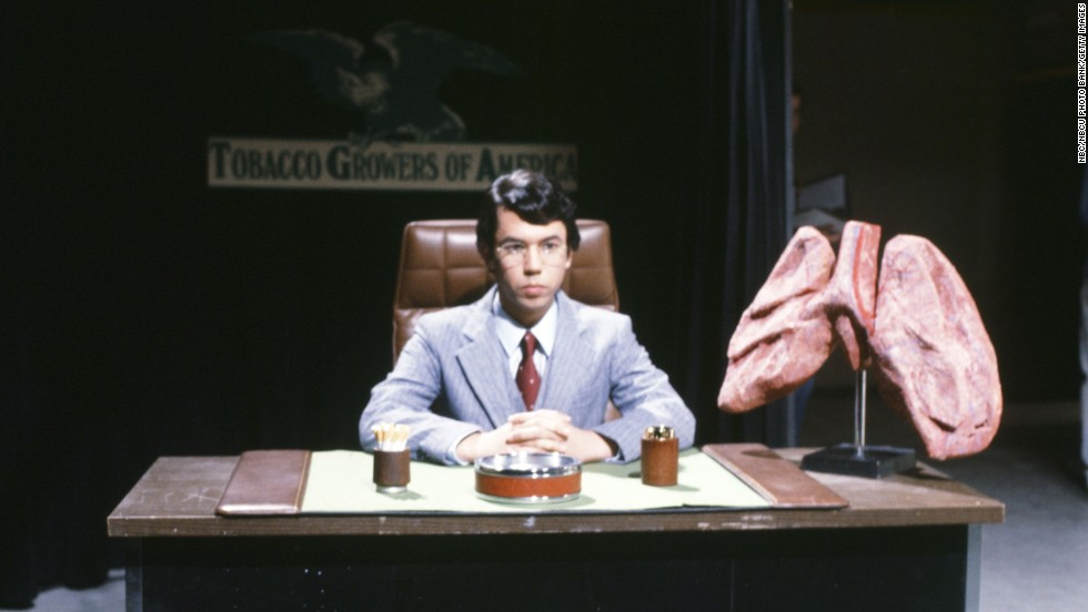 "Gilbert Gottfried appeared on ""SNL"" from 1980 to 1981 before he was let go."