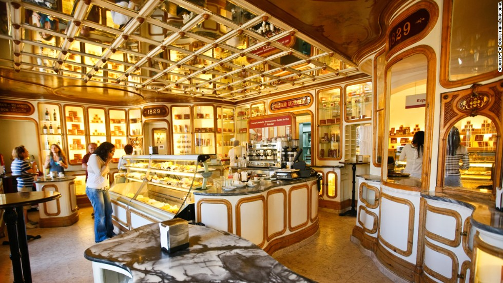 Cake Design Em Lisboa : Classic confectionery: Europe s oldest pastry shops - CNN.com