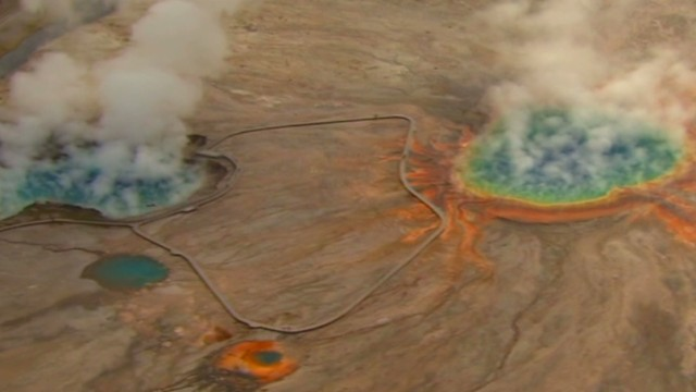 2012: Supervolcano beneath Yellowstone?
