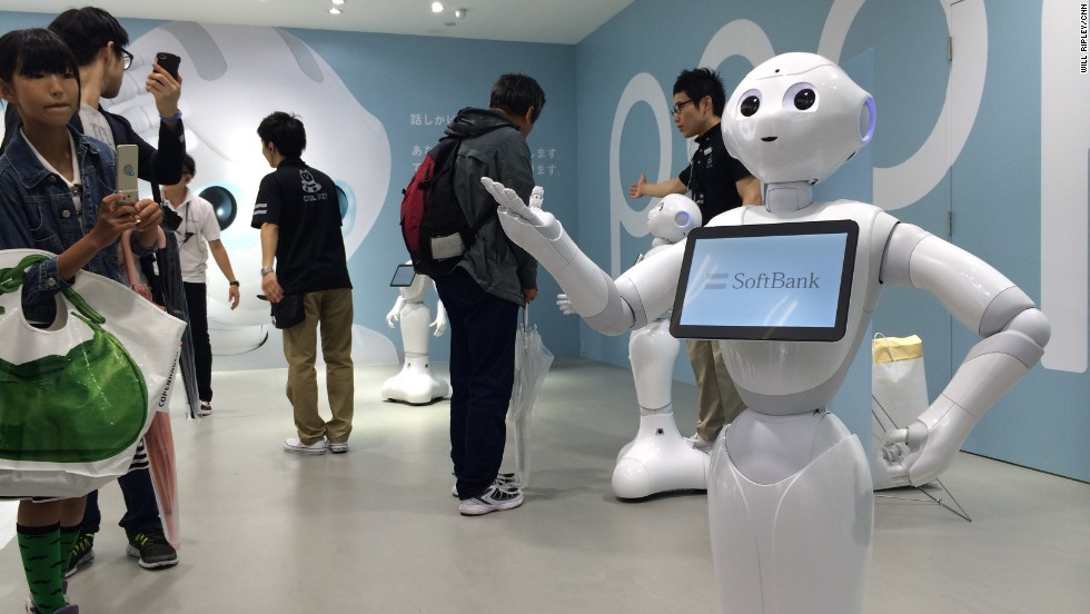 Softbank, a Japanese Internet and telecommunications company, introduced the world to Pepper, a robot designed to read, and respond to, its user's mood.