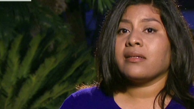 Undocumented leader: 'We're tired'
