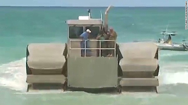 U.S. tests coolest amphibious vehicle