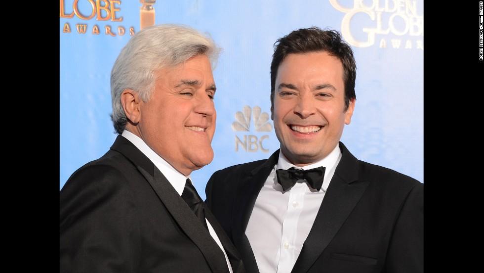 """Lo mejor: Jimmy Fallon pudo haber ganado una nominación al Emmy por """"The Tonight Show"""", pero recuerda que el tipo aún es nuevo en el trabajo. En marzo, la ex estrella de """"Saturday Night Live"""" sustituyó a Jay Leno por su retiro, parte de uno de los muchos cambios en la televisión nocturna, entre ellos el hecho de que Seth Meyers dejó """"SNL"""" para unirse a """"Late Night""""."""