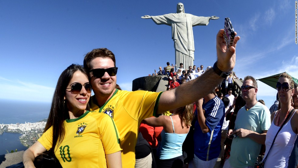 According to Brazilian government statistics, about 3 million Brazilians traveled around the country during the event, just short of the expected 3.1 million.