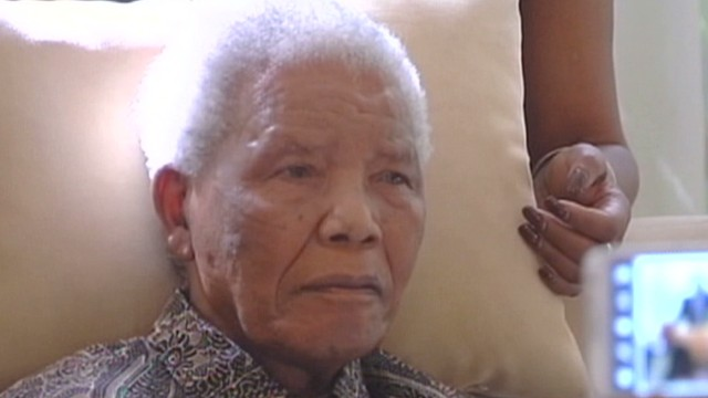 Daughter recalls Mandela's last moments