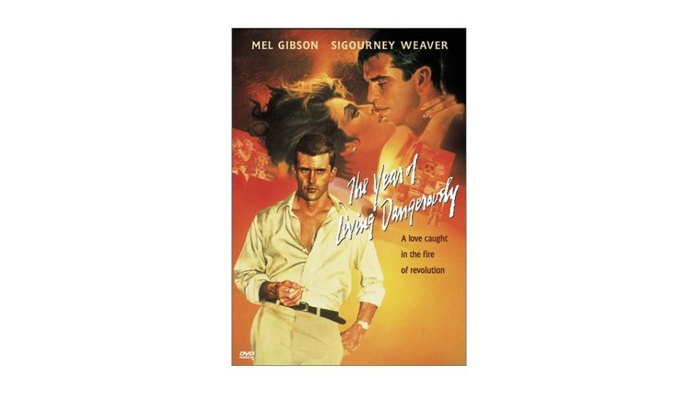 "Most expat postings now come with air con, so there's no excuse for unbuttoned shirts. Mel Gibson might've gotten away with it in ""Year of Living Dangerously,"" but Mel Gibson as a role model? Really?"
