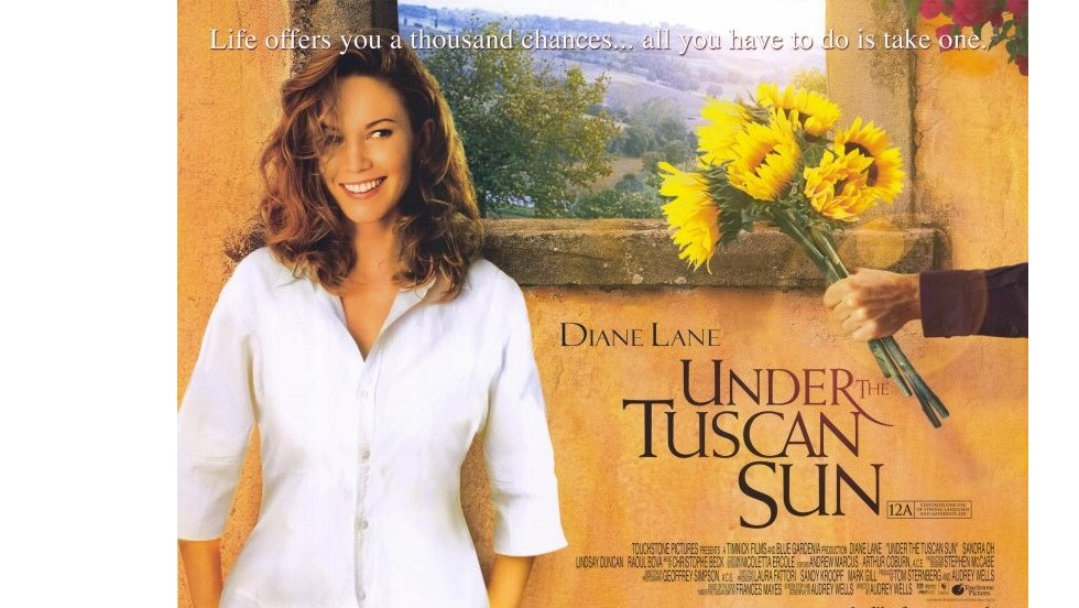 "Buying an Italian villa helps improve the life of Frances (Diane Lane) in ""Under the Tuscan Sun."" Paradoxically, for anyone unlucky enough to watch this meatball, life gets slightly worse."
