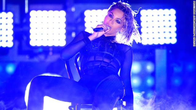 Beyonce leads the list of the 2014 MTV Video Music Awards nominees.