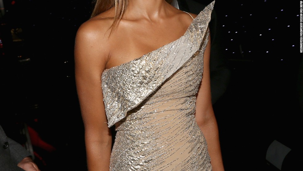 Jessica Alba sparkles at the 2014 ESPYs on July 16.