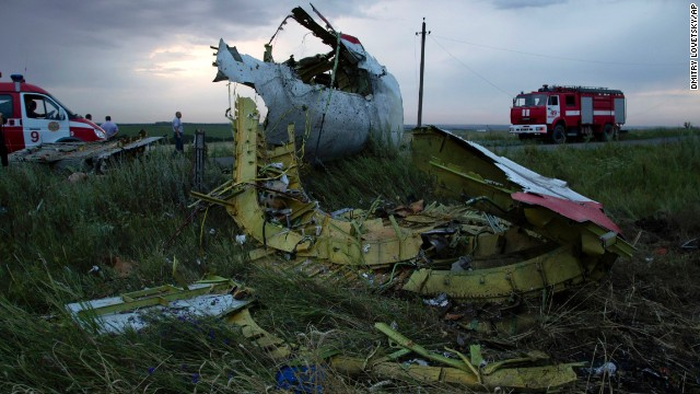 The timeline before MH17 crashed