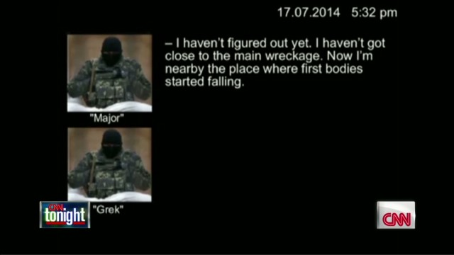 Ukraine says audio incriminates rebels