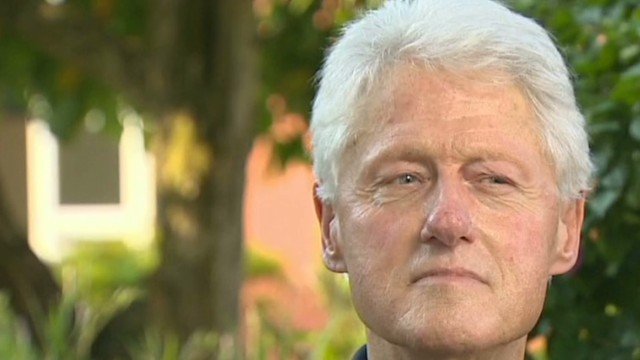 Bill Clinton on MH17: 'It's awful'