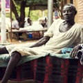 Humans of Khartoum man market lying