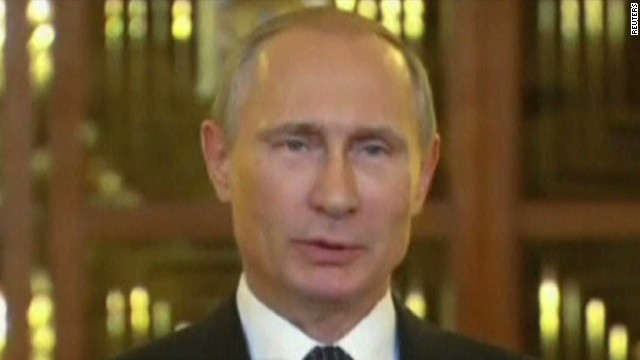 MH17 crash puts pressure on Putin