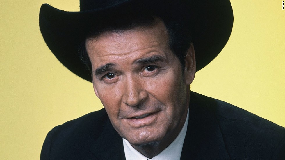 Garner first played the character of Bret Maverick in the '50s, and then again in the '80s when the series was revived.