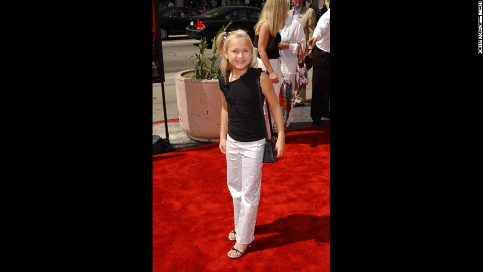 "Bartusiak attends the premiere of ""Spy Kids 2: The Island of Lost Dreams"" on July 28, 2002, in Hollywood, California."