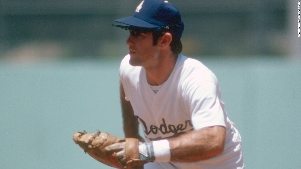 L.A. Dodger Steve Garvey was named the National League Most Valuable Player in 1974, the same year he made his debut at the All-Star Game.