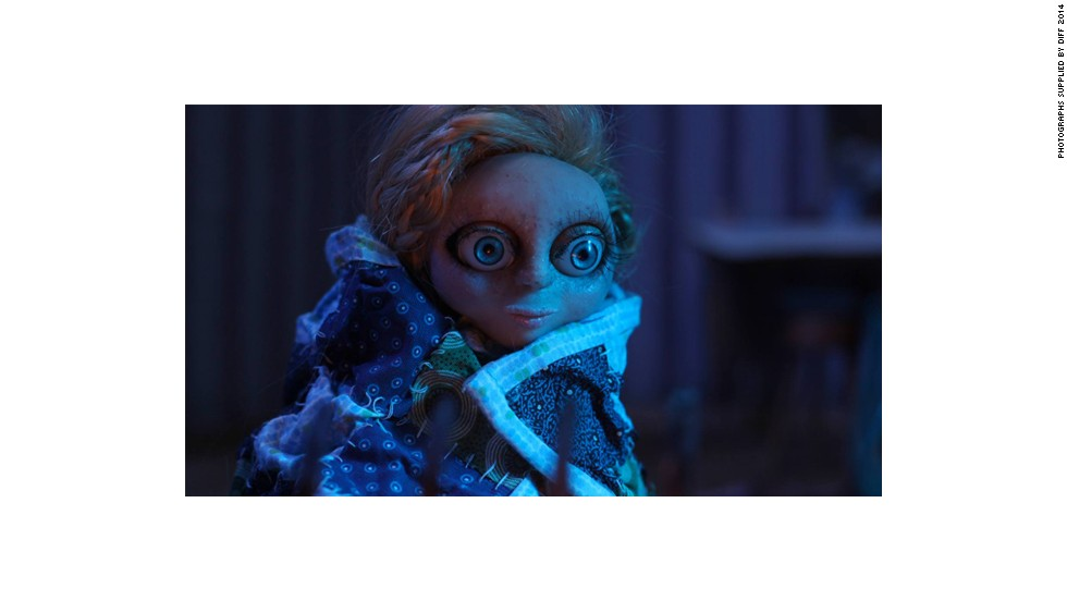 A stop-motion animated short from writer and director Chatre Chafford.