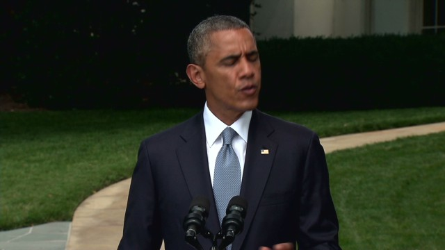 Obama: Our focus is ceasefire in Gaza