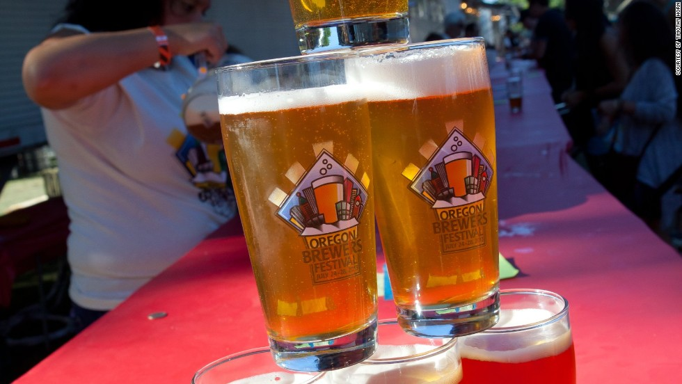 <strong>20:</strong> Styles of beer that will be on tap at this year's festival.
