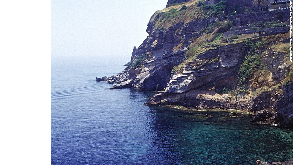 Capraia islanders once took shelter in San Giorgio fort whenever pirates launched attacks.
