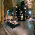 coolest bookstore 3 Boekhandel archy ceiling