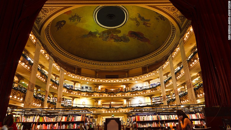As much a part of Buenos Aires as tango, fine wine and steaks, books are one of the city's most appealing assets. The Argentine capital has more bookstores per capita than any other city in the world.