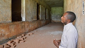 Idi Amin's former torture chamber is now a tourist attraction.