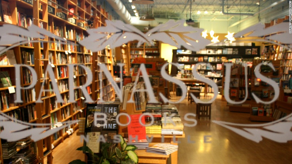 "Thanks to her Parnassus Books in Nashville, Tennessee, ""Bel Canto"" author Ann Patchett has become the inadvertent spokesperson for independent bookstores."