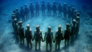 Ring of children, Grenada