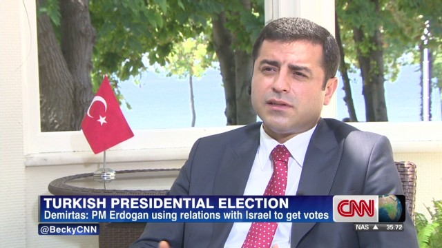 Demirtaş: Turkey needs fundamental change