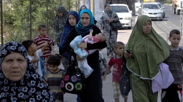 U.N.: 70% killed in Gaza are civilians