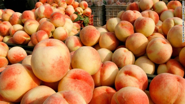 Recall impacts peaches, plums