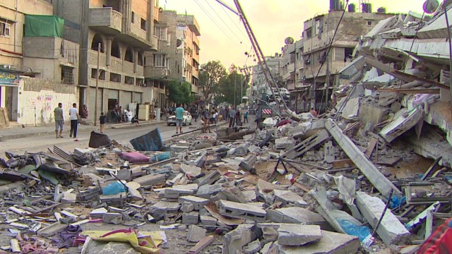 Israel-Hamas: Both sides play blame game