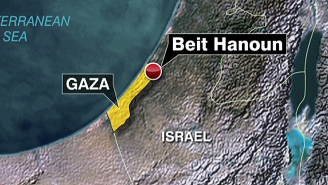 U.N. shelter in Gaza attacked
