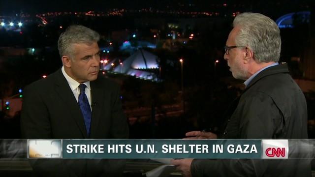 Israeli Minister of Finance on cease-fire efforts