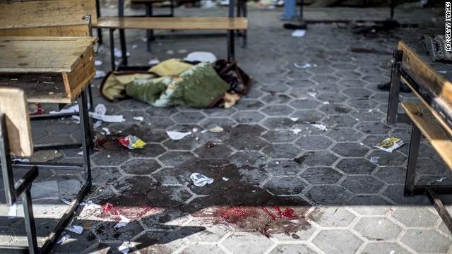 U.N. on Gaza: Innocent people trapped