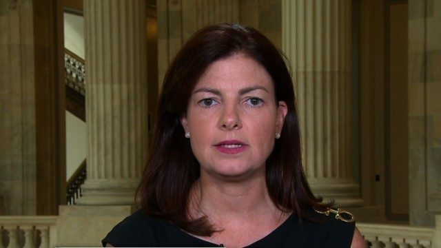Sen. Kelly Ayotte, R-New Hampshire
