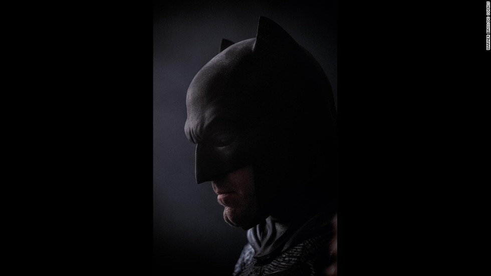 "Ben Affleck co-stars as Batman in Zack Snyder's ""Batman v. Superman: Dawn of Justice,"" which opens March 25."