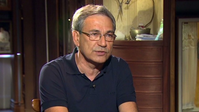 Orhan Pamuk: The voice of Istanbul