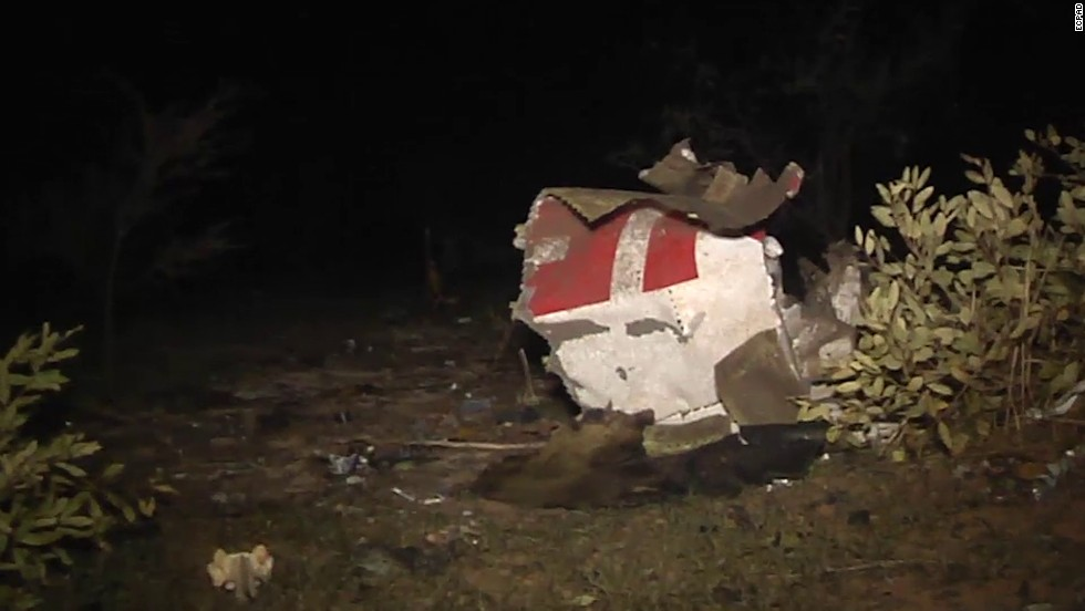 """As for the cause of the crash, officials say they are not ruling anything out. """"It is still too early to draw any conclusions,"""" Hollande said."""