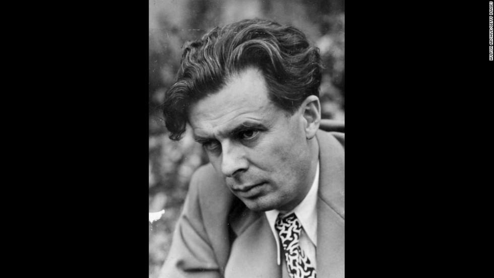 "The <strong>death of Aldous Huxley</strong>, the famed author of ""Brave New World,"" was little noted at the time -- not because he was a minor figure, but because he happened to die on November 22, 1963. Yes, the same day John F. Kennedy was shot. (C.S. Lewis also died that day.) It's an indicator that media coverage of one death can overwhelm all other news. Farrah Fawcett, who<a href=""http://www.cnn.com/2009/SHOWBIZ/TV/06/25/obit.fawcett/""> died the same day as Michael Jackson</a>, could probably relate."