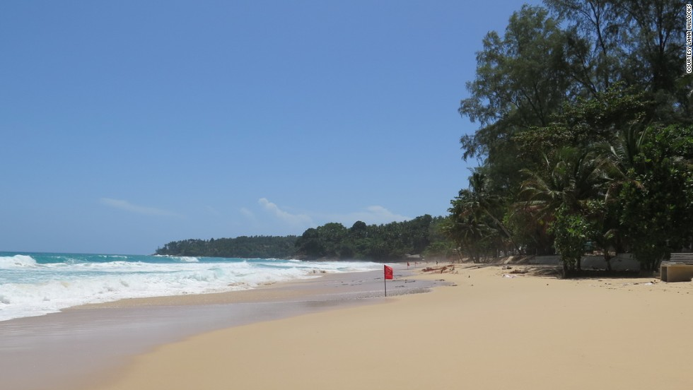 Today, Surin is the most pristine it's been in years.