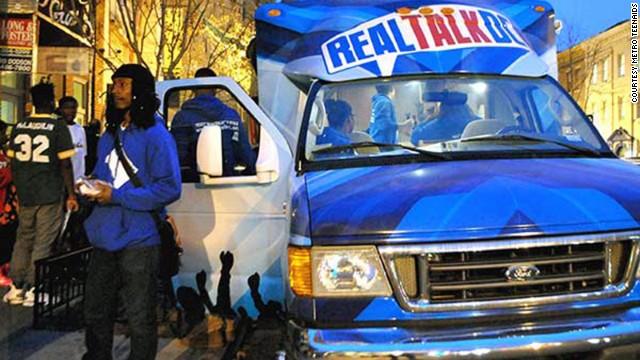 Metro TeenAIDS offers free HIV testing through its RealTalkDC program.